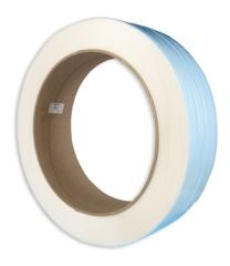 POLYPROPYLENE WHITE TAPE 12 mm x 0,8 mm