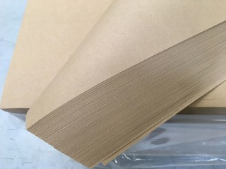 Packing paper  kraft A-Liner 160g 700 x 1000